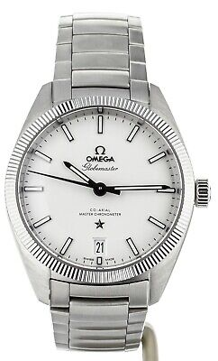 Omega Costellation Globemaster Stainless Steel 41mm 13030392102001
