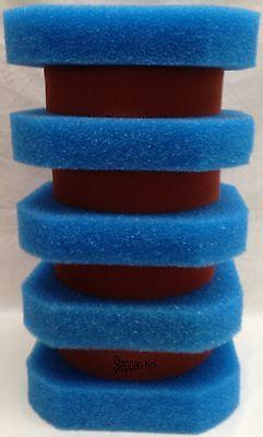 Filterschwamm Ersatz Set für Oase FiltoClear 11000 Druckfilter Teich Filter Koi Ersatz-set