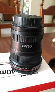 Canon EF 17-40mm f/4 L USM Wide Angle Zoom Lens Upper Mount Gravatt Brisbane South East Preview