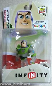 Disney Infinity Exclusive Toy Story Figure Crystal Buzz ...