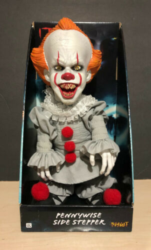SPIRIT HALLOWEEN - PENNYWISE SIDESTEPPER - NEW - IT