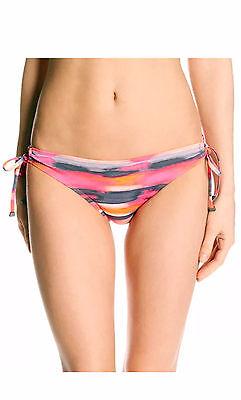 Rosa Bikini Bottom Seite Krawatte Badeanzug DAMEN (Krawatte Seite Bikini Bottoms)