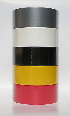 (0,10€/m) duct tape PREMIUM QUALITÄT Gewebeband Klebeband WASSERFEST