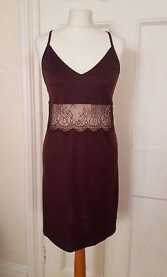 NEW Hanro Nightdress Estelle Spaghetti Dress