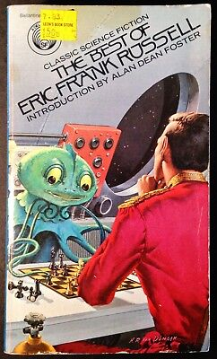 The Best of Eric Frank Russell (1978, 1st Edition Ballantine Books