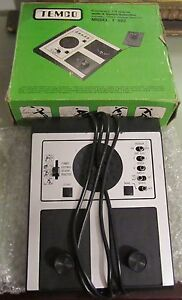 Temco-T-802-Compact-Console-Sport-Selector-retro-vintage-4-game-tv-giochi
