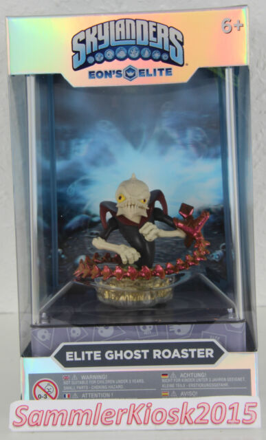Elite Ghost Roaster Skylanders Eon`s Elite Collection Figur - Premium Edition