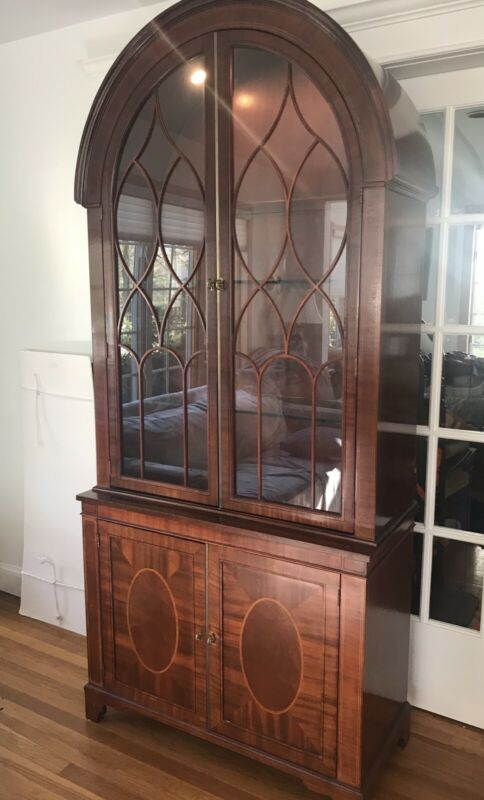 Baker Furniture Historic Charleston China Cabinet