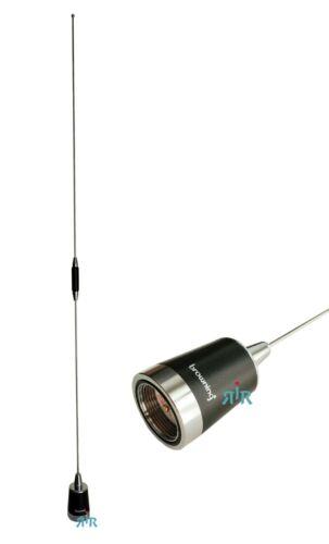 Antenna UHF 450-470 MHz 5.5 dBd NMO for Mobile Radio Motorola Kenwood Icom GMRS