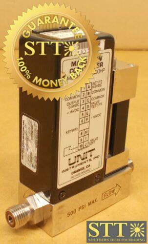 Ufc-1000hp Unit Mass Flow Controller Model Ufc-1000hp Range 500 Sccm Gas Ar