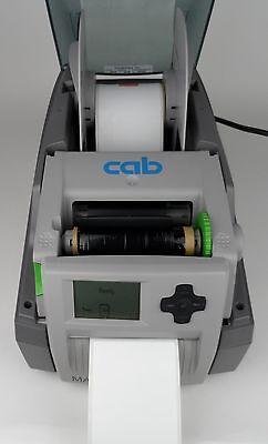 Cab Mach 4 Thermal Label Printer