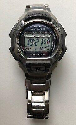 Casio G-Shock GW-810D Atomic Solar Digital Watch 3050