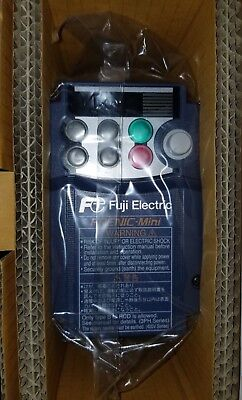 Fuji Electric Variable Frequency Drive Inverter New In Box