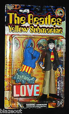 McFarlane Beatles Paul McCartney Yellow Submarine Love Action Figure Doll New