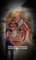 Makeup 4 Kids – Makeup for kids, kids party, private party.