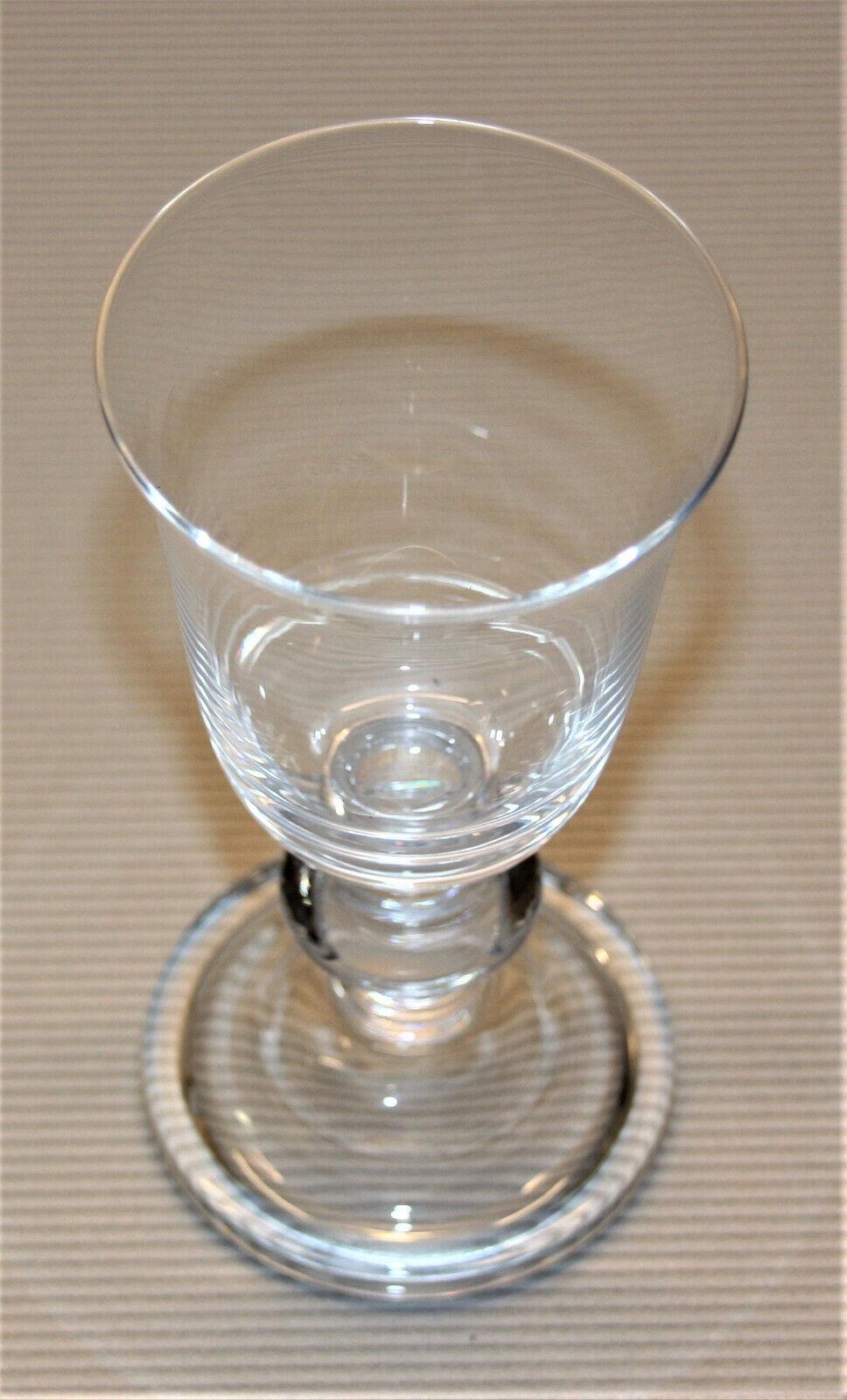 Verre de vin - blanc h 14 cm