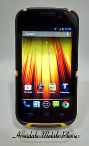 Telstra Dave Heavy Duty Smartphone - 16Gb Unlocked Armidale Armidale City Preview