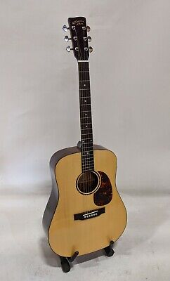 Recording King RD-G6 Solid Top Dreadnought Acoustic Guitar