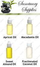 4 Carrier Oil Set Cosmetic Grade 15ml Nedlands Nedlands Area Preview