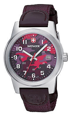 Wenger Field Classic Colour Gents Watch 01.0441.110 - Rrp £99 - Brand
