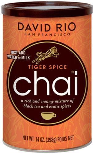David Rio Chai Tiger Spice Tee Dose 398g
