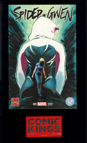 SPIDER-GWEN #1 PORTACIO VARIANT   NM  2015      COMIC KINGS