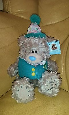 New with tags Carte Blanche Me To You Party Celebration Teddy Bear Soft Toy