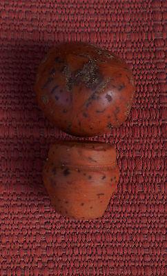 Bodhi Seed Mala (Bodhi Seed Guru Bead for Tibetan Buddhist Prayer Bead Mala (108)