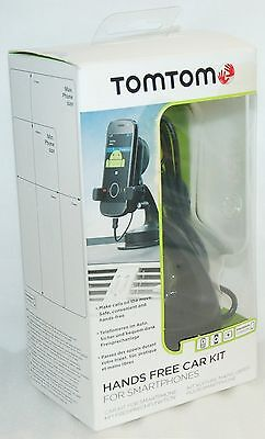 TomTom Cell Phone Hands Free Car Mount Kit Android Galaxy S4 S3 S2 Micro USB