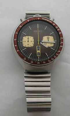 123389a1e3 Vintage Seiko Chronograph Watch Repair Service