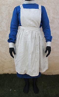 Blue Pirate Western Prairie Pioneer Historical Historic Frontier Costume Dress (Western Frontier Kostüme)