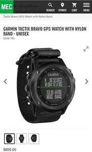 Garmin Tactix Bravo GPS Watch ** TRADE FOR NEWER APPLE WATCH**