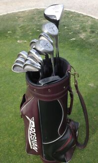 Spalding golf set and bag Bundoora Banyule Area Preview