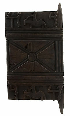Porte of Attic Baoule 75 x 38 cm Art African 1072 Gar