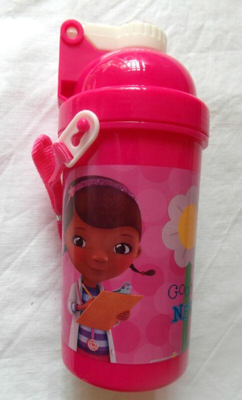 Disney+DOC+McStuffins+Pop-Up+Water+Bottle+500ml