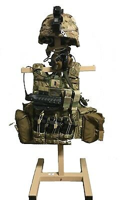 BattleReady Military and Law Enforcement Tactical Heavy Duty Gear Stand USA MADE
