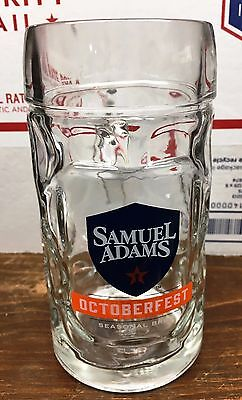 Sam Adams Octoberfest Seasonal Brew Mug!