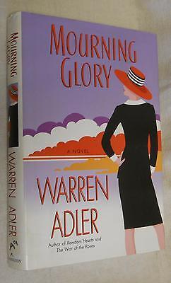 Mourning Glory by Warren Adler (2001, Hardcover, )
