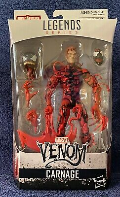 MARVEL LEGENDS CARNAGE - MONSTER VENOM BAF WAVE