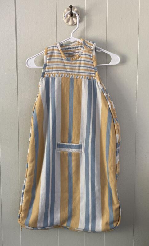 Merino Kids Baby Sleep Sack Sleep Bag Winter Weight Baby 0-24 Month Striped