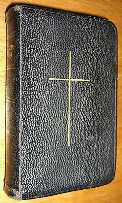 The Book of Common Prayer Episcopal Church with Psalms of David Oxford 1944