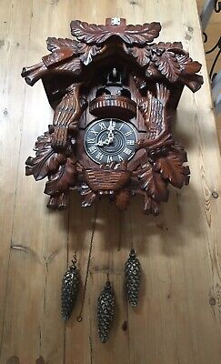 CUCKOO CLOCK FOR SPARES AND REPAIRS