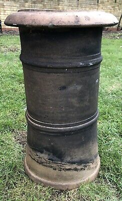 Vintage Chimney Pot In Good Condition.