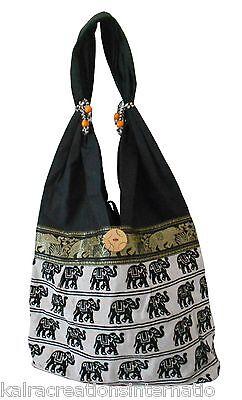 Handmade Handbag Elephant Multi-Color Women Fashion Shoulder Bag 10