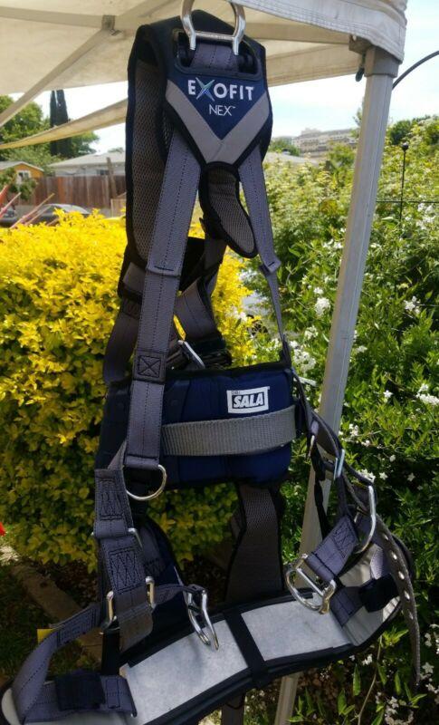 3M DBI-SALA 1113192 ExoFit NEX Tower Climbing Harness, L