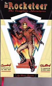 The Rocketeer by Dave Stevens Hardcover Book