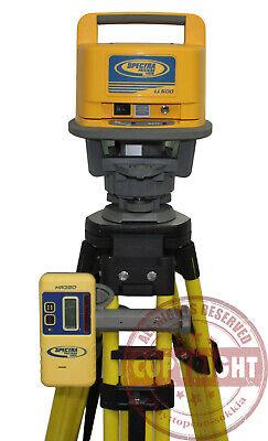 Spectra Precision Ll500 Rotary Laser Level Transit Laserplanetopcontrimble