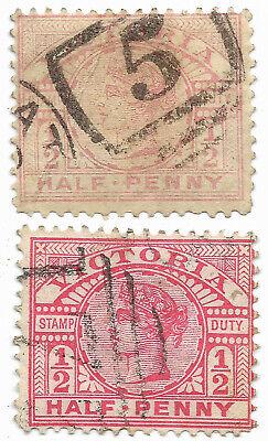 Victoria, 1886 - Queen Victoria - Achat groupé : livraison gratuite pour 5 lots
