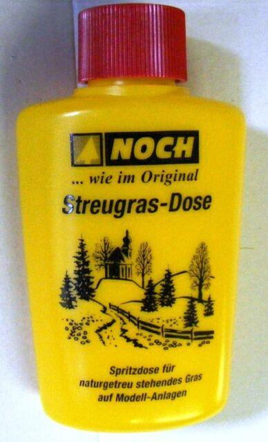 NOCH 08100 Gras-Spritzdose, Streugras-Dose, Neu