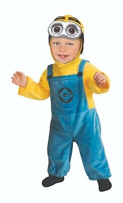 Rubies 3886672 - Minion Dave Kostüm - Ich einfach unverbesserlich - Baby Toddler ()